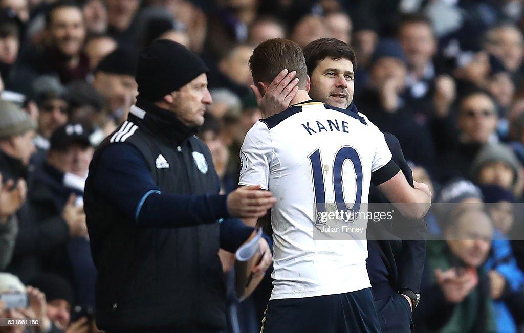Tottenham Hotspur v West Bromwich Albion - Premier League : News Photo