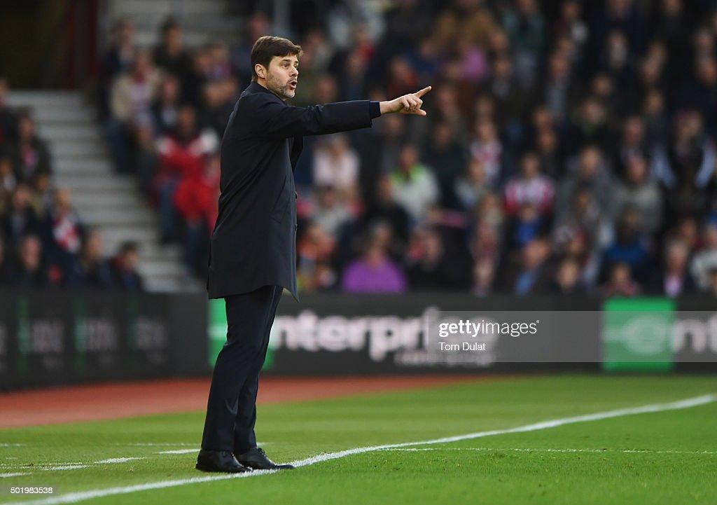Southampton v Tottenham Hotspur - Premier League : ニュース写真