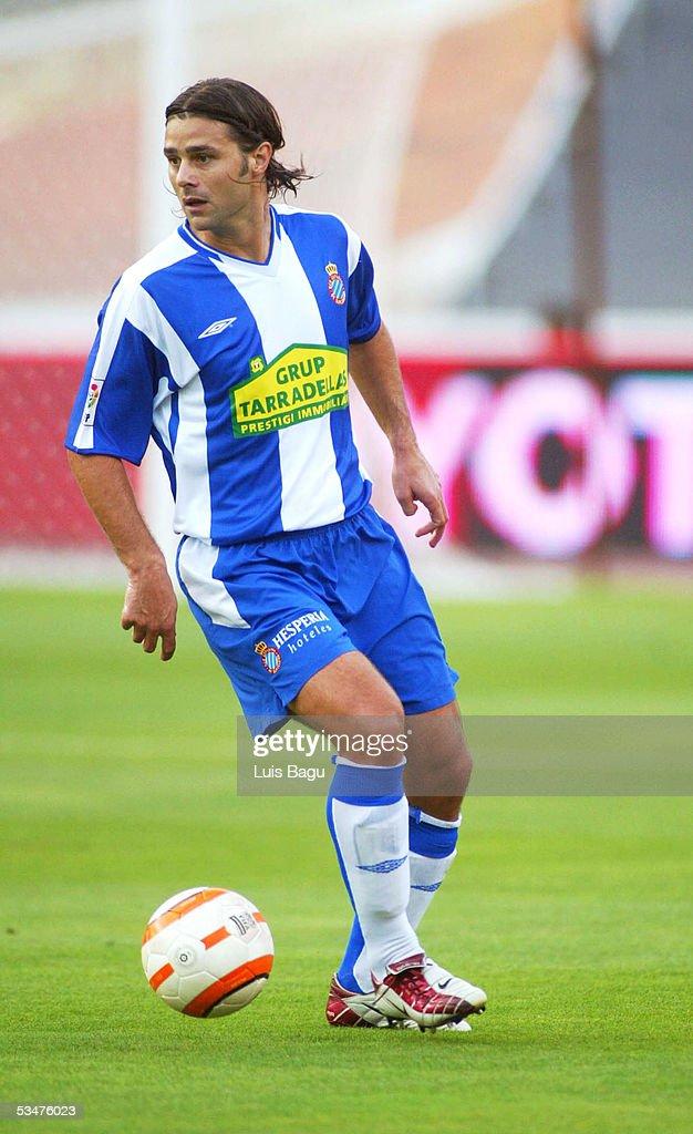 Espanyol v Getafe : News Photo