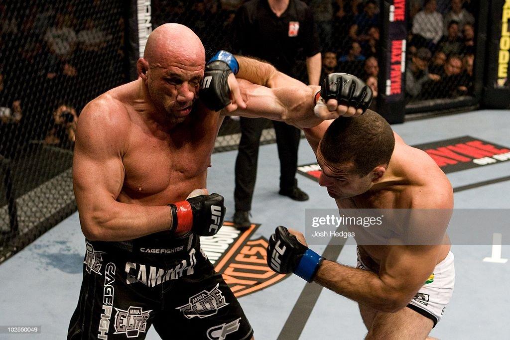UFC 93 : Fotografía de noticias