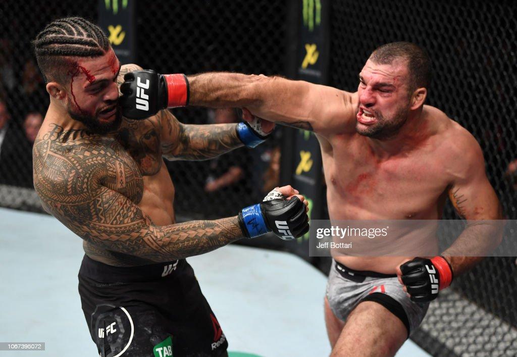 UFC Fight Night: Shogun v Pedro : News Photo