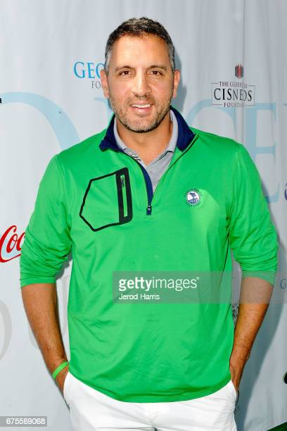 Mauricio Umansky attends the 10th Annual George Lopez Celebrity Golf Classic at Lakeside Country Club on May 1 2017 in Toluca Lake California