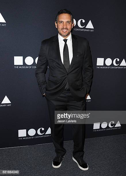 Mauricio Umansky attends the 2016 MOCA Gala at The Geffen Contemporary at MOCA on May 14 2016 in Los Angeles California