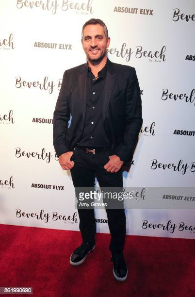 Mauricio Umansky attends the Dorit Kemsley Preview Event For Beverly Beach By Dorit at The Trunk Club on October 21 2017 in Culver City California