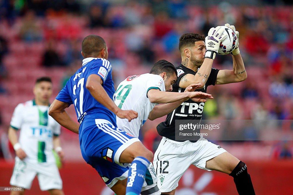 U de Chile v Santiago Wanderers - Campeonato Apertura 2015