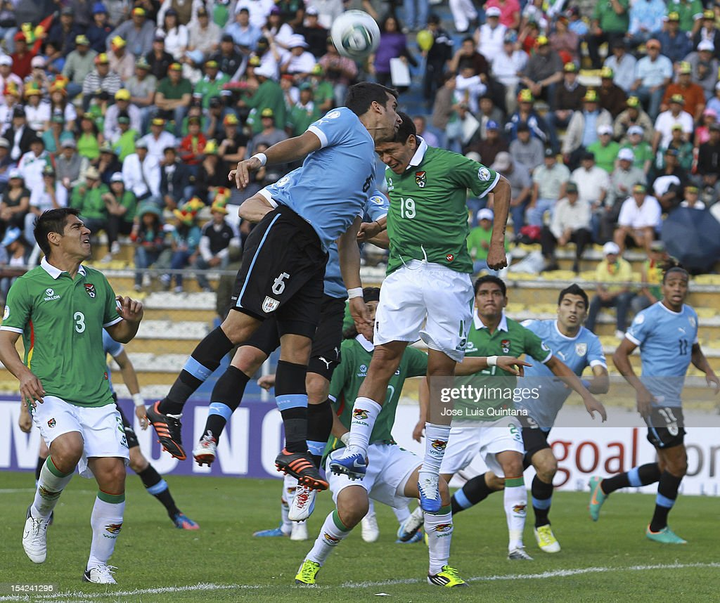 Bolivia v Uruguay - South American Qualifiers