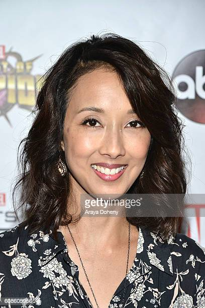 Maurissa Tancharoen attends the premiere of ABC's 'Agents Of SHIELD' Season 4 at Pacific Theatre at The Grove on September 19 2016 in Los Angeles...
