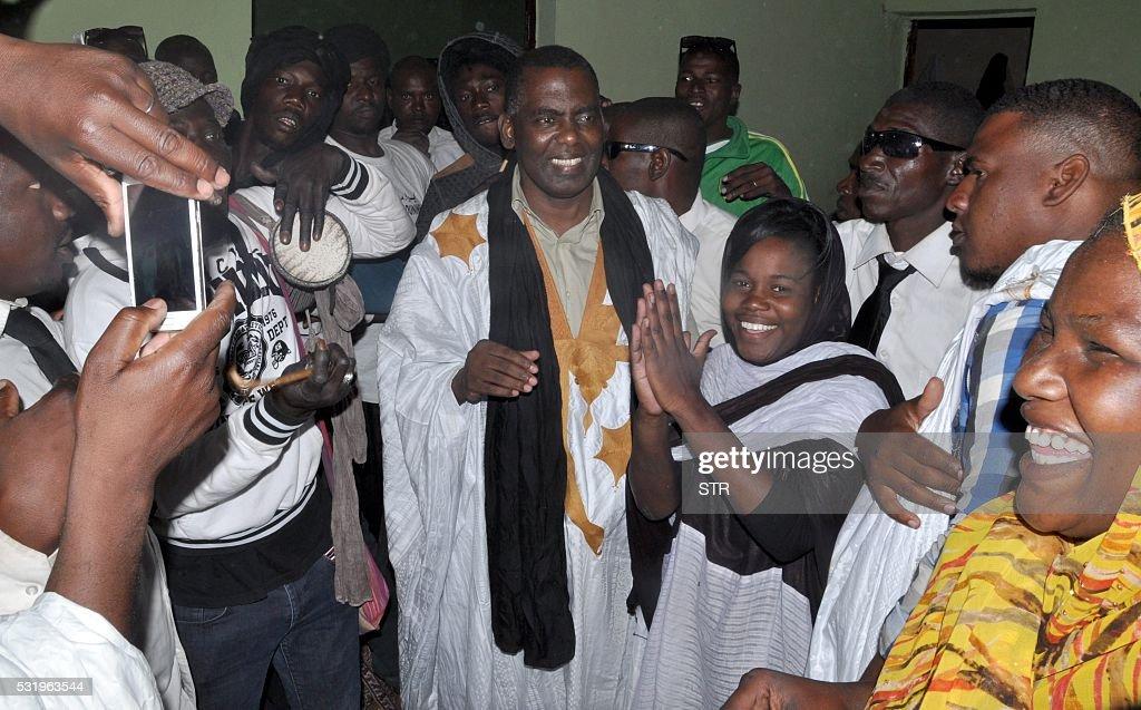 MAURITANIA-JUSTICE-TRIAL-SLAVERY : News Photo