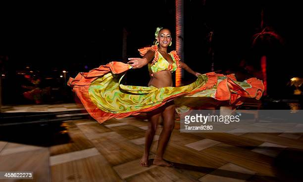 mauriciano sega bailarín - islas mauricio fotografías e imágenes de stock
