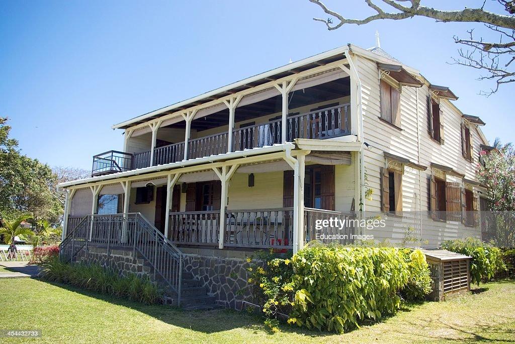 Mauritius, Beau Vallon Sugar Estate, in the SE of the island, Le ...