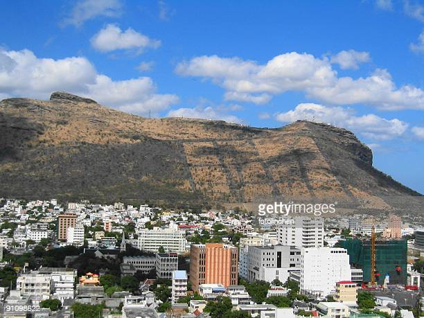 mauritius - port louis - port louis stock photos and pictures
