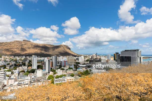 mauritius, port louis - port louis stock photos and pictures