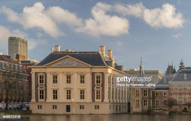 mauritshuis, den haag - the hague stock pictures, royalty-free photos & images