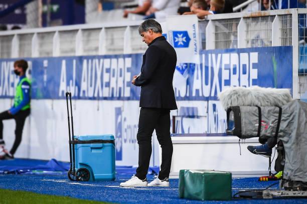 FRA: AJ Auxerre v Grenoble - Ligue 2 BKT