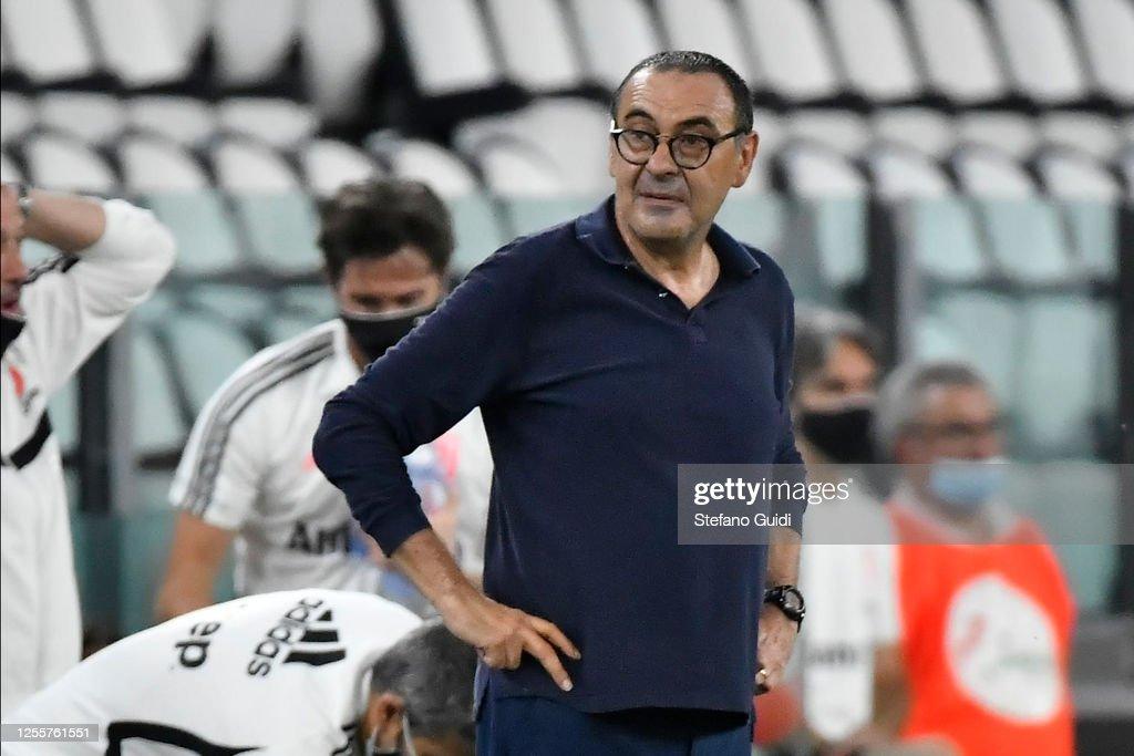 Juventus v Atalanta BC - Serie A : News Photo