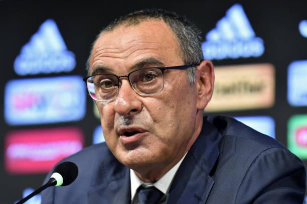 ITA: Juventus Unveils New Head Coach Maurizio Sarri