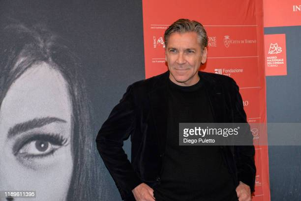 Maurizio Zaccaro attends the Opening Ceremony for the 37th Torino Film Festival on November 22, 2019 in Turin, Italy.