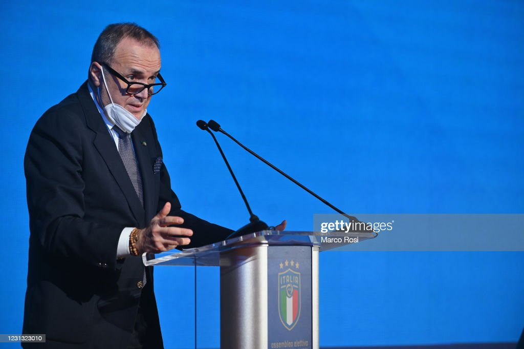 FIGC Elective Assembly : News Photo
