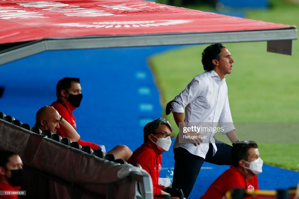 Mexico v Canada - 2020 Concacaf Men's Olympic Qualifying Semifinals : News Photo