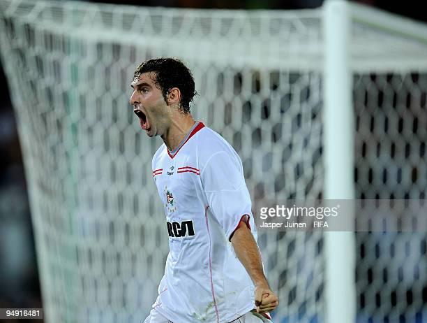 Mauro Boselli header Estudiantes and Barcelona