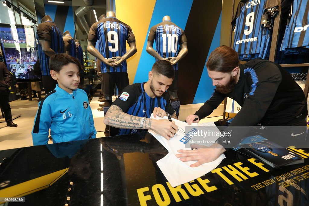FC Internazionale Autograph Session