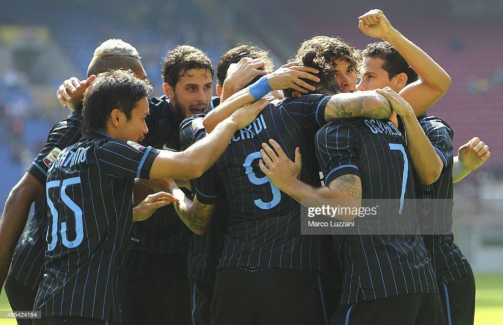 FC Internazionale Milano v US Sassuolo Calcio - Serie A : News Photo