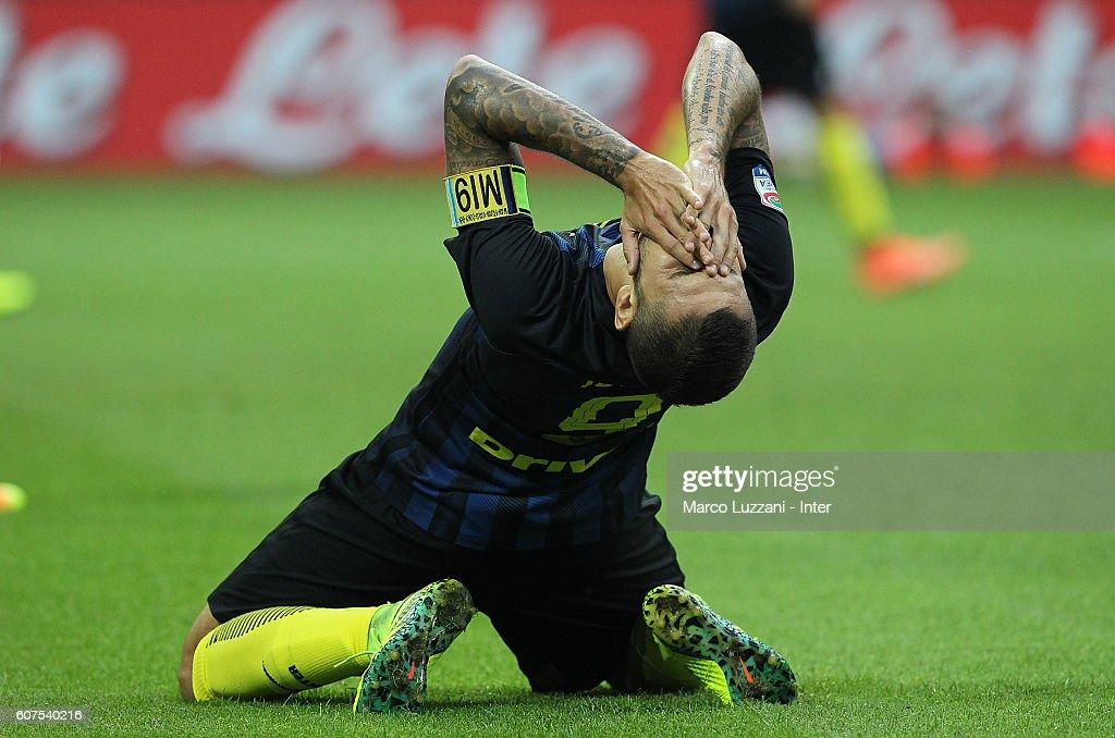 FC Internazionale v Juventus FC - Serie A