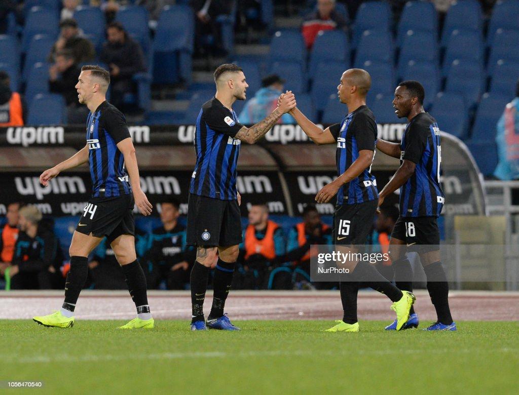 Lazio v Inter - Serie A : News Photo