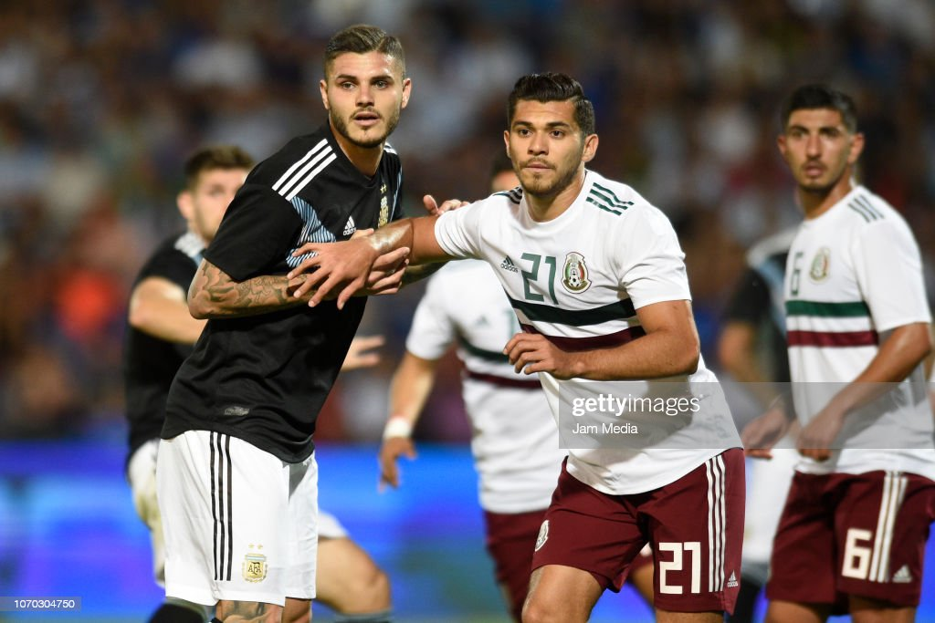 Argentina v Mexico - International Friendly : News Photo