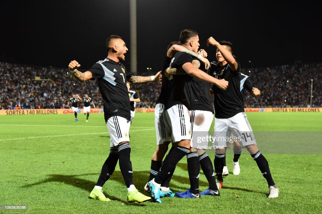 Argentina v Mexico - International Friendly : News Photo