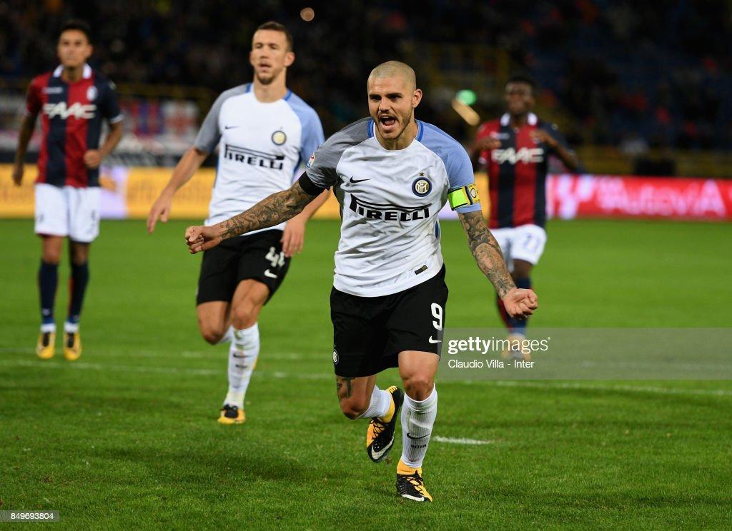 Bologna FC v FC Internazionale - Serie A : News Photo