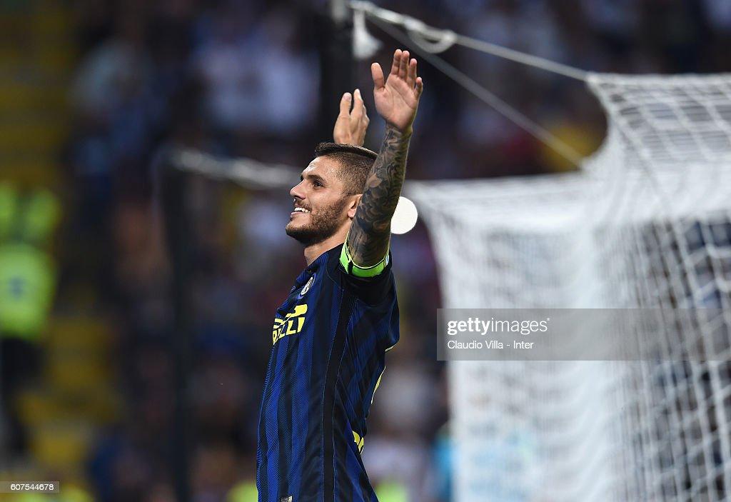 FC Internazionale v Juventus FC - Serie A : News Photo