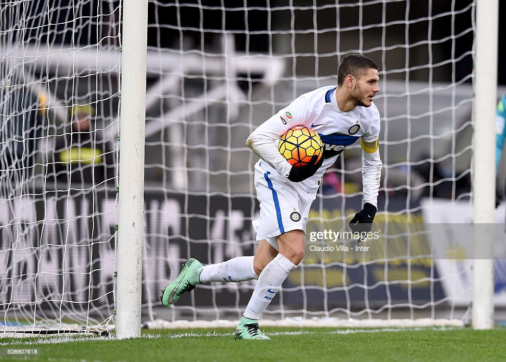 Hellas Verona FC v FC Internazionale Milano - Serie A : News Photo