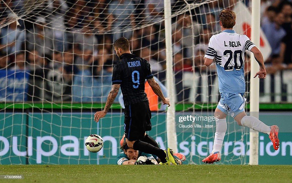 SS Lazio v FC Internazionale Milano - Serie A : ニュース写真