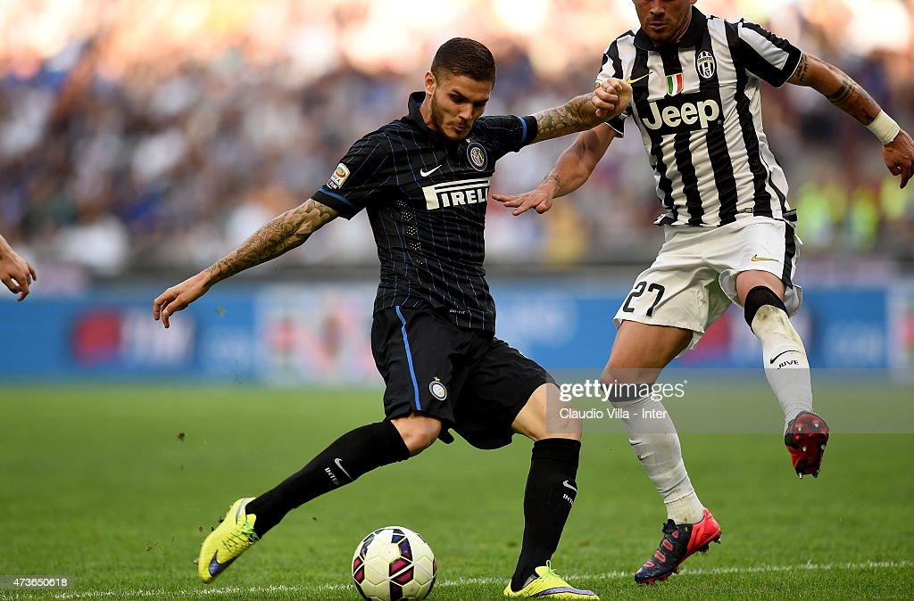 FC Internazionale Milano v Juventus FC - Serie A : News Photo