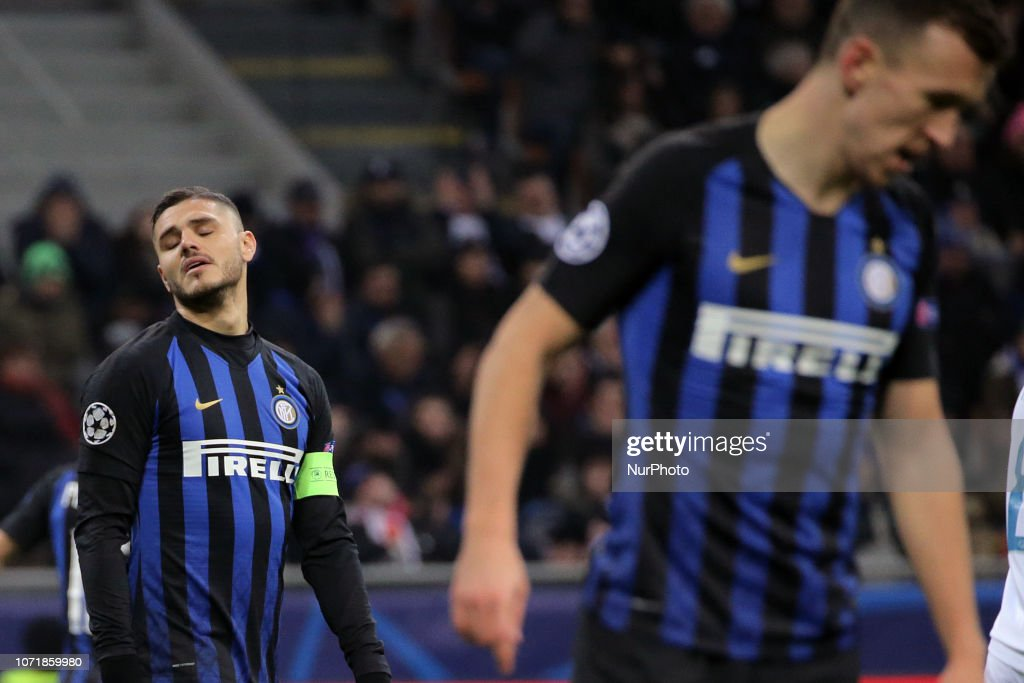 Internazionale v PSV - UEFA Champions League : News Photo