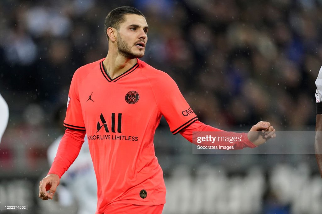 Amiens SC v Paris Saint Germain - French League 1 : News Photo
