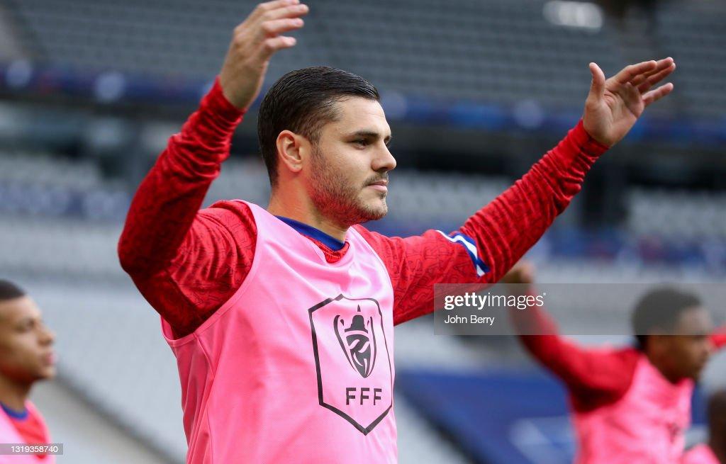 Paris Saint-Germain v AS Monaco - French Cup Final : News Photo