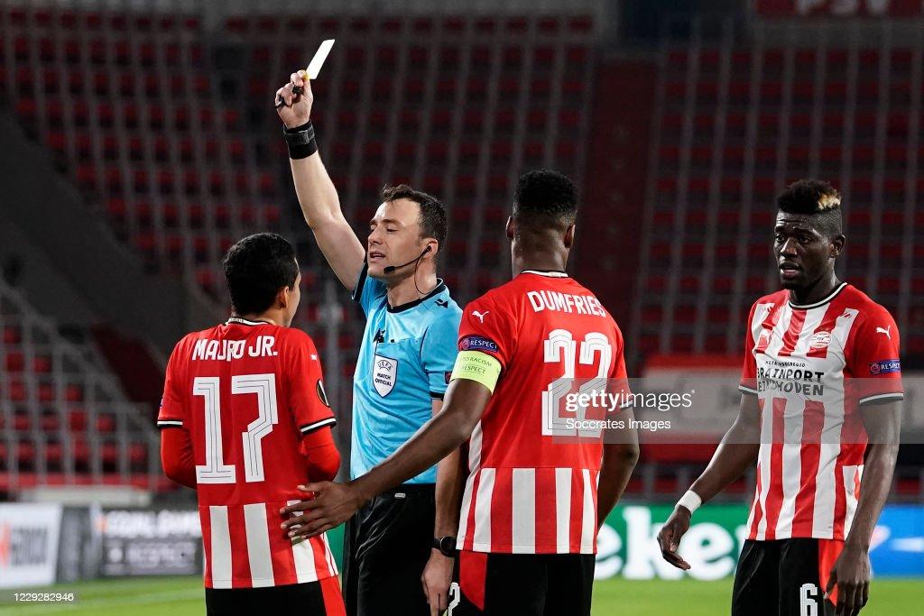 PSV v Granada - UEFA Europa League : Nachrichtenfoto