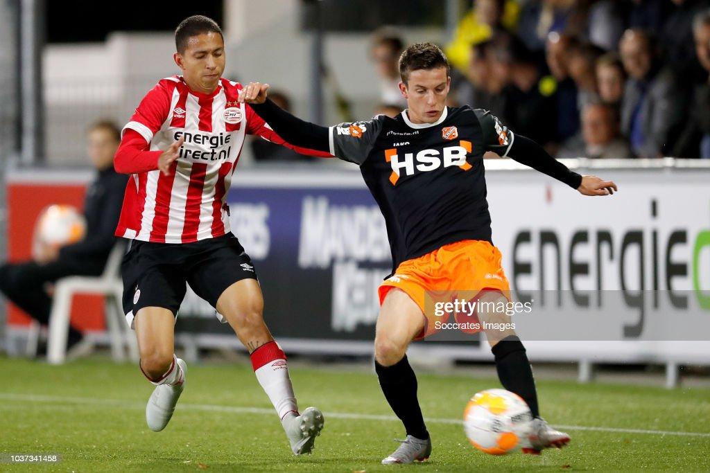 Jong PSV v FC Volendam - Eerste Divisie