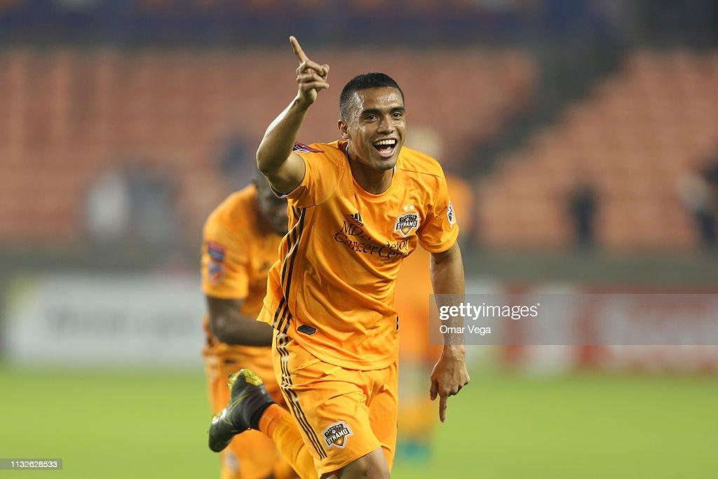 Houston Dynamo v CD Guastatoya - CONCACAF Champions League 2019 : News Photo