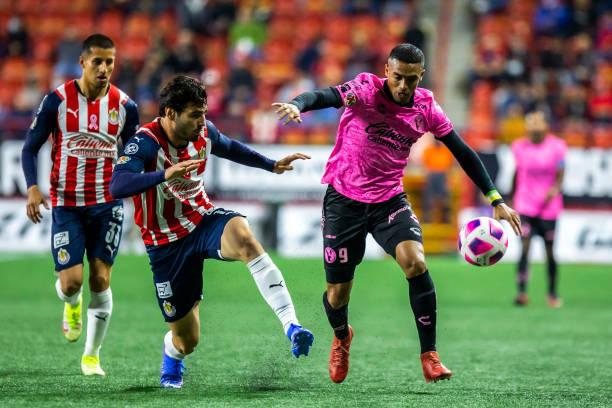 MEX: Club Tijuana v Chivas - Torneo Apertura 2021 Liga MX