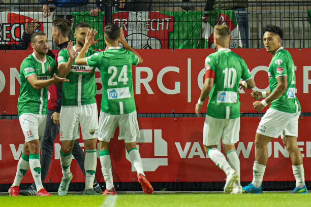 NLD: Almere City FC v FC Dordrecht - Keuken Kampioen Divisie