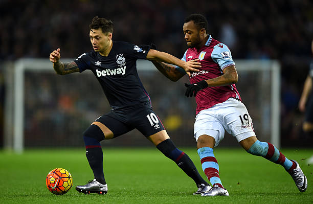Aston Villa v West Ham United - Premier League