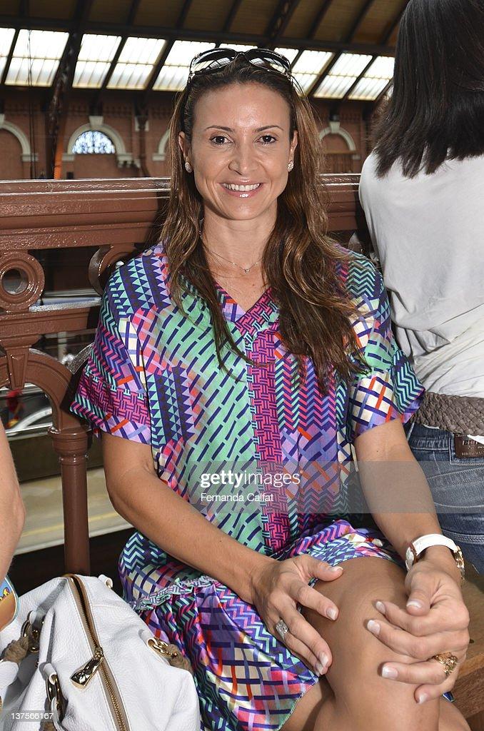 Cavalera Front Row - Sao Paulo Fashion Week Fall 2012