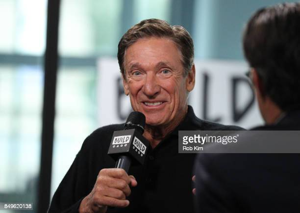 60 Top Build Presents Maury Povich Discussing Maury