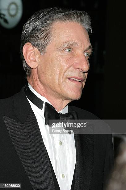 Maury Povich during 31st Annual Daytime Emmy Awards Arrivals at Radio City Music Hall in New York City New York United States