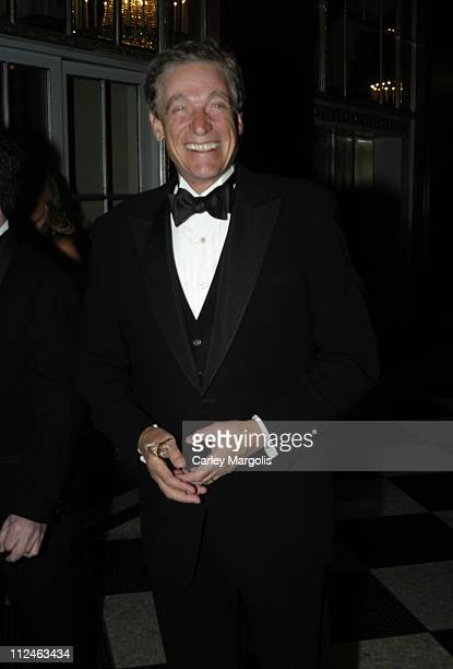 Maury Povich during The 47th Annual New York Emmy Awards Cocktail Reception at The Waldorf Astoria Hotel in New York City New York United States