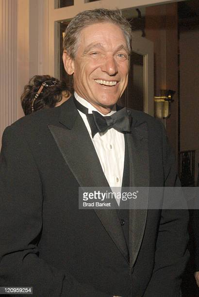 Maury Povich during The 47th Annual New York Emmy Awards Presented by The New York Chapter of the National Television Academy at The Waldorf Astoria...