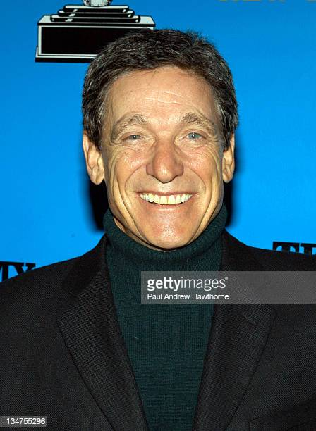 Maury Povich Host of 'Maury' for Universal Television and President of the New York Chapter of the National Television Academy